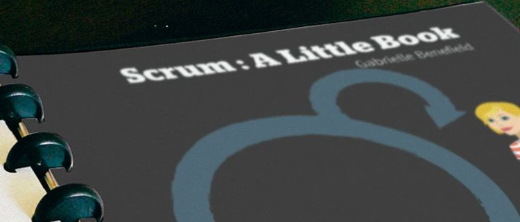 image of Gabrielle Benefield's Little Book of Scrum